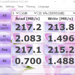 Speed GTX SkyLake hdd test 4