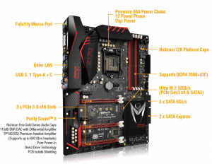 Speed GTX SkyLake mb agenda