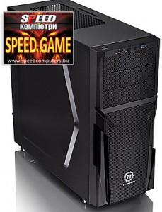 Компютър за игри SPEED GAME AMD FX Extreme + монитор с 5% Отстъпка от цената на монитора.