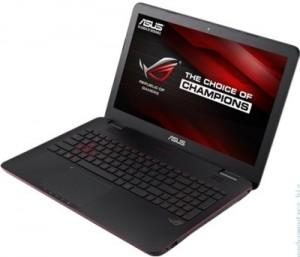 Геймърски лаптоп ASUS G551JW-CN277D i7-4720HQ