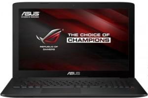 Геймърски лаптоп ASUS GL552JX-CN228D16GB 120GB SSD