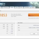Asus GL552VW 3dmark 11 1080p