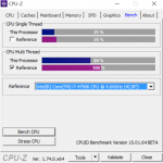 Asus GL552VW cpu-z reference 1
