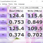 Asus GL552V1W hdd test 1