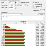 Asus GL552VW1 hdd test