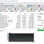 Asus GL552VW1 hdd test 4
