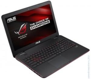 Геймърски лаптоп ASUS G551JW-CN277D i7-4720HQ с вграден 128GB SSD диск + 4 геймърски подаръка от Спийд Компютри!