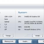Acer Aspire Nitro VN7-792G 3dmark06 1024p