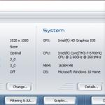 Acer Predator G9 791 3dmark06 1080p