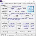 Acer Predator G9 791 cpu-z main