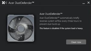 Acer Predator G9 791 dust defender