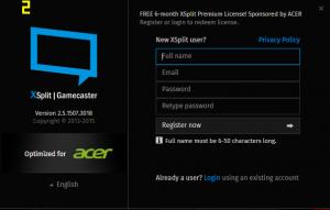 Acer Predator G9 791 game caster