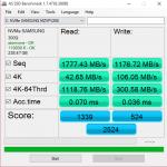 Acer Predator G9 791 ssd test 2