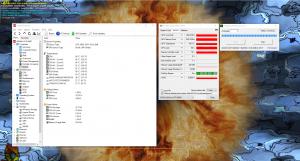 Acer Predator G9 791 temp stress tests