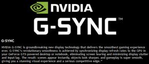 GTX 980M G-Sync opportunity