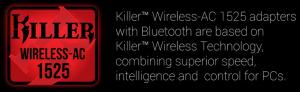 Killer WiFi AC 1525