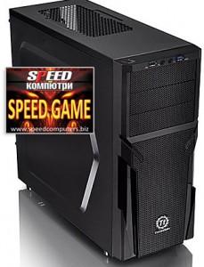 Компютър за игри SPEED GAME PRO II i7 6700 R5.0 на ПРОМО ЦЕНА + 5 ПОДАРЪКА!