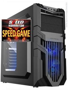 Компютър за игри SPEED GAME PRO Video GTX970 R3.0 на ПРОМО цена + 5 подаръка!