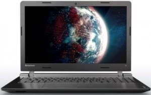 Лаптоп за домашна употреба Lenovo IdeaPad 100-15IBY Intel N2840 черен 80MJ00E5BM на СУПЕР ЦЕНА!