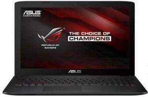 Мощен лаптоп ASUS GL552VW-CN211D i7-6700HQ GTX 960M 120GB SSD
