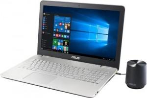 Луксозен лаптоп ASUS N551VW i7-6700HQ 16GB GTX 960M - Един от най-красвите модели лаптопи!