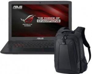 Мощен лаптоп ASUS G552VW-CN287D i7-6700HQ 250GB SSD + 3 ПОДАРЪКА