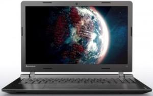 Лаптоп за домашна употреба Lenovo IdeaPad 100-15IBY Intel N2840 черен 80MJ00E5BM