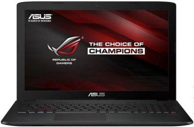 Топ модел с висока производителност ASUS GL552VW-CN211D i7-6700HQ GTX 960M 250GB SSD на ПРОМО ЦЕНА!