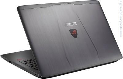 Мощен ASUS G552VW-CN287D i7-6700HQ 500GB SSD GTX 960M + 3 ПОДАРЪКА
