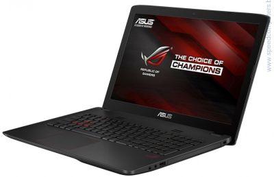 Геймърски ASUS G552VW-CN287D i7-6700HQ 250GB SSD + 3 подаръка!
