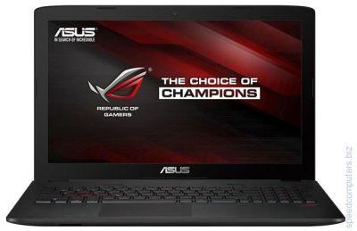 Геймърски ASUS GL552VW-CN211D i7-6700HQ GTX 960M 250GB SSD + ПОДАРЪЦИ