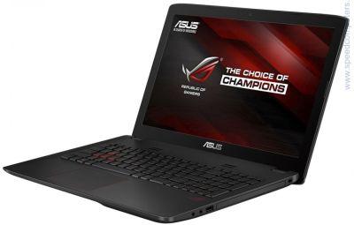 лаптоп ASUS G552VW-CN288D i7-6700HQ GTX 960M