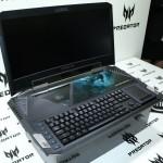 Новият Acer Predator 21X с извит екран и двойна GTX 1080s