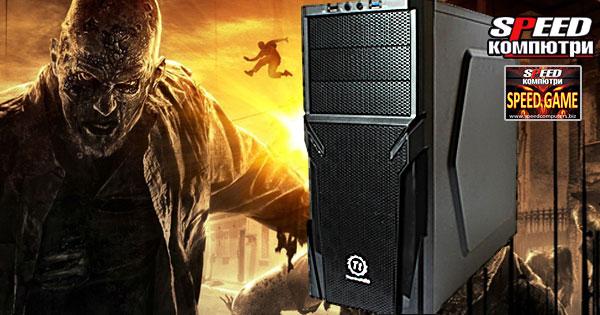 компютър за игри SPEED GAME PRO II i7 6700 R6.0