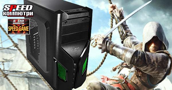 Компютър SPEED GAME - Lord of SPEED RX Edition