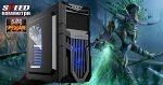 Компютри с GTX 1070 - компютър за игри SPEED GAME PRO Video GTX1070 R4.0