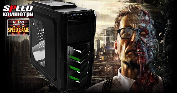 Геймърски компютри - SPEEDGAME PRO I