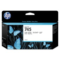 HP 745 Ink Cartridge Photo Black 130 ml консуматив