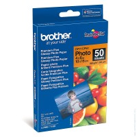 Хартия Brother BP71GP50 Premium Plus Glossy Photo Paper
