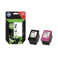 HP 62 Ink Cartridge Combo 2-Pack Standard Capacity консуматив