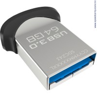 SanDisk Ultra Fit CZ43 64GB USB 3.0 Флаш памет