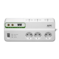 APC Home/Office SurgeArrest 6 outlets 230V Germany Филтър