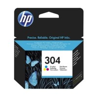 HP 304 Tri-color Ink Cartridge консуматив