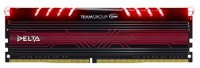 Team Group Delta Red DDR4 16GB 2400MHz DIMM памет