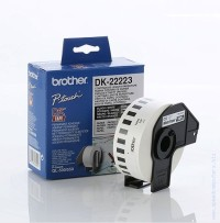 Консуматив Brother DK-22223 White Continuous Length Paper Tape