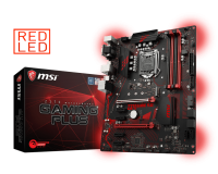 MSI Z370 GAMING Plus s.1151 ATX Coffee Lake дънна платка