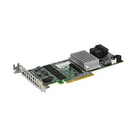 Supermicro Add On Card Low Profile 12Gb/s Eight-Port SAS Internal RAID Adapter