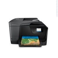 HP OfficeJet Pro 8710 мастилоструйно многофункционално устройство +  HP 953XL Black Ink Cartridge