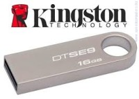 KINGSTON 16GB DataTraveler SE9 USB 2.0 Champagne Flash памет