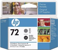 HP 72 Grey and Photo Black Printhead
